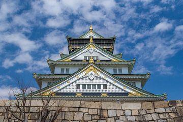Château d'Osaka sur Kees Korbee