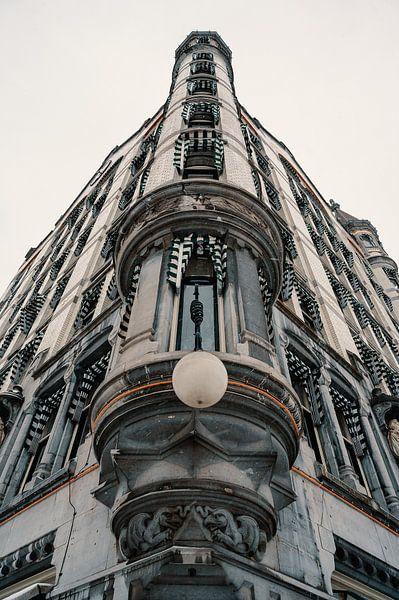 Das Weiße Haus in Rotterdam von Paul Poot