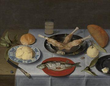 Frühstück, Jacob van Hulsdonck