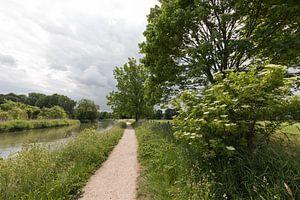 jaagpad langs de Kromme Rijn