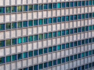 Fenster und Muster in Eindhoven von Rik Pijnenburg