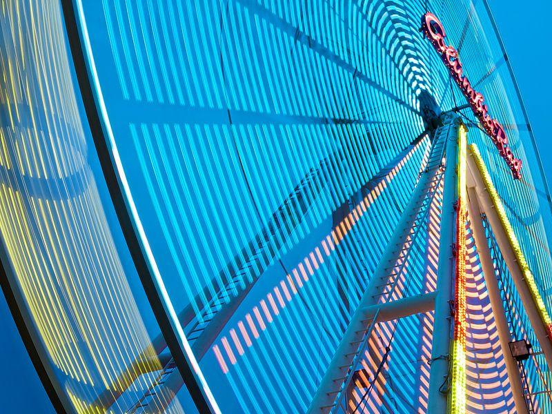 Splashing colours! von Dick Besse