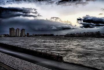 Rotterdam Maas van Mehmet Karaman