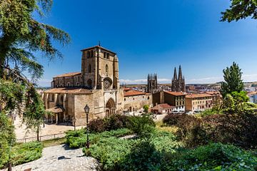 Kirche San Esteban in Burgos von Easycopters