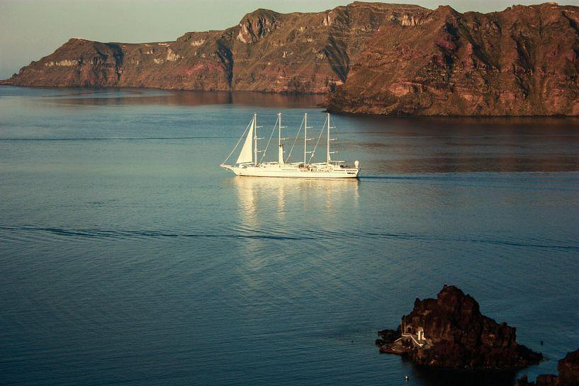 Sailing by sur Ferdinand Mul