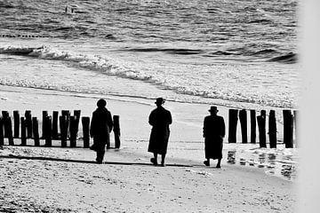 Strandfotografie - Schieflage orthodox von Blond Beeld