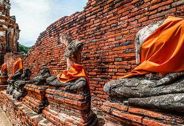 Buddha-Statuen von Michelle van den Boom
