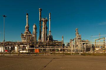 Zware industrie Rotterdam van