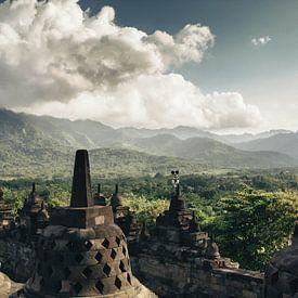 Borobudur van Lars Korzelius