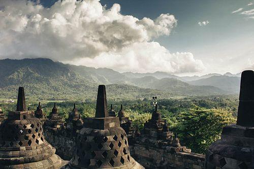 Borobudur von Lars Korzelius