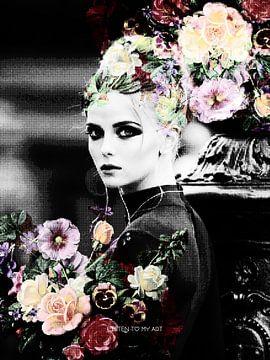 Blühende Schönheit sein von Wil Vervenne