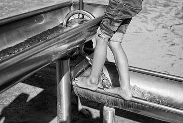 Spelen met water von MCA de Graaff