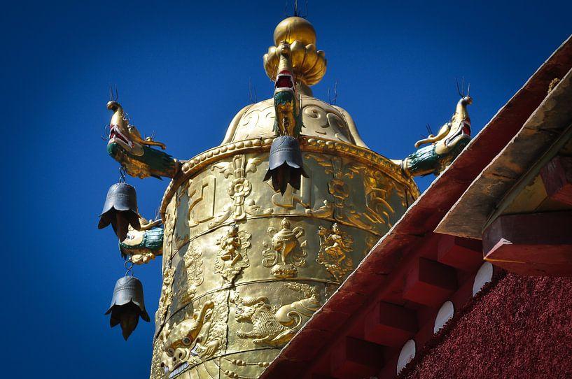 Tibet van Dennis Timmer