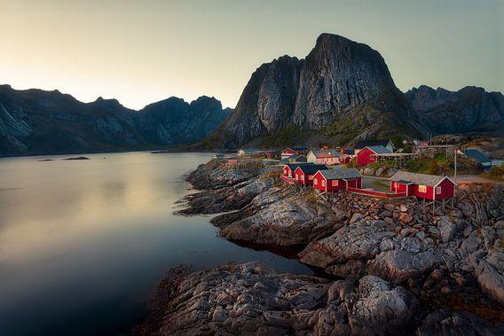 Lofoten - Noorwegen van Roy Poots