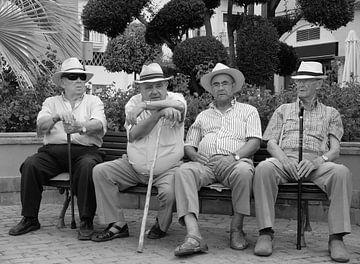 Old men van Marc den Hoed