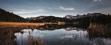Herbst in Bayern von Pitkovskiy Photography|ART