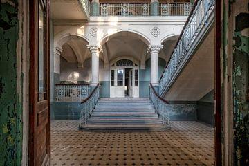 Beelitz Sanatorium van Wanda Michielsen