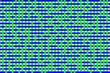 Onder en boven 3:2 18x12 Willekeurig #06 GB. van Gerhard Haberern
