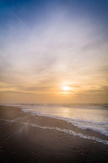 verticale horizon van Ruben Van der Sanden