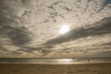 Niederländische Luft in Zeeland von Mario Lere