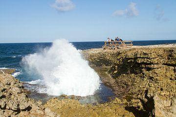 Curacao, ruige kust no. 12 von Arnoud Kunst