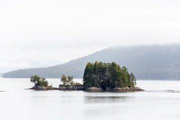 De wildernis van British Columbia