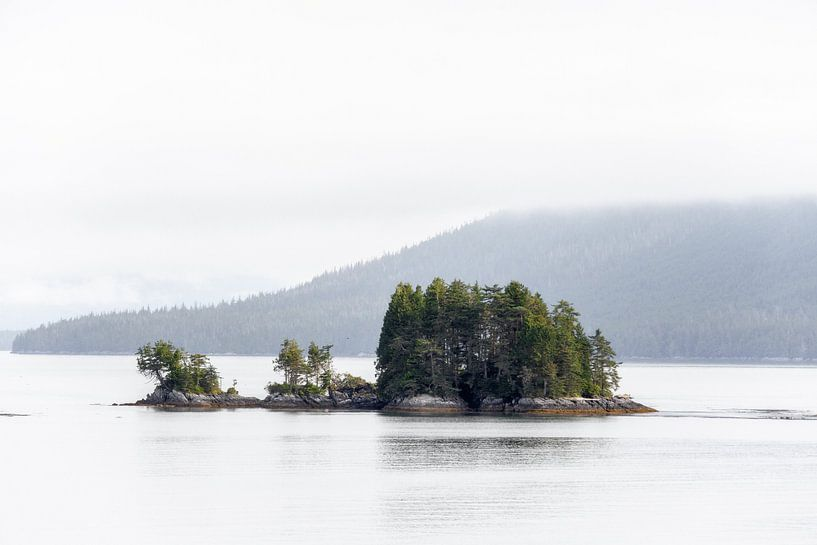De wildernis van British Columbia van Emile Kaihatu