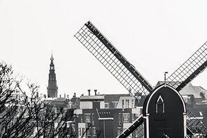 Uitzicht, Leiden