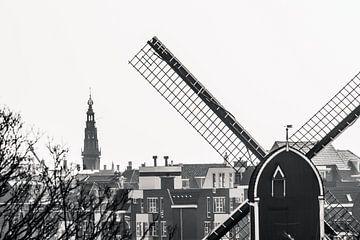Uitzicht, Leiden von Jordy Kortekaas