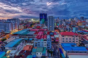 Pnom Penh van Erik de Boer