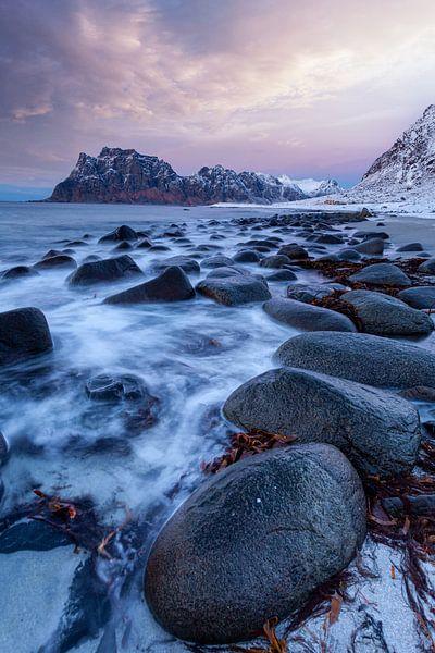 Uttakleiv Strand von Tilo Grellmann | Photography