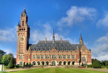 Vredespaleis Den Haag von Jan Kranendonk