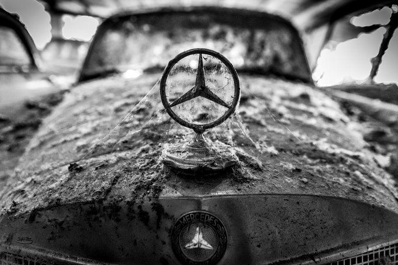 Klassieke auto van Stephan Zaun