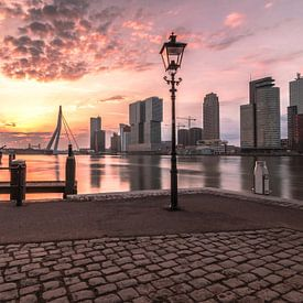 CLASSIC Sunrise Rotterdam van AdV Photography