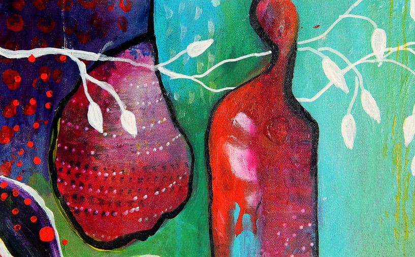 Stillness van Cynthia Jagtman