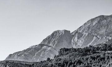 Makarska Berggipfel (Kroatien) von Marcel Kerdijk