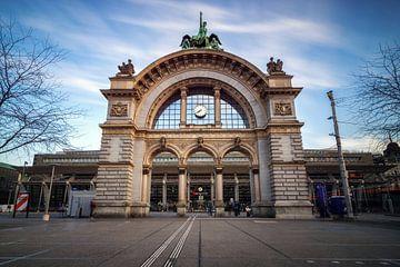 Luzern: Torbogen von Severin Pomsel