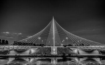 Calatrava Brug Hoofddorp von Mario Calma