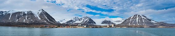Ny Ålesund - De onderzoeksbasis op Svalbard