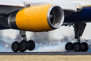 Boeing 757 Iceland Air von