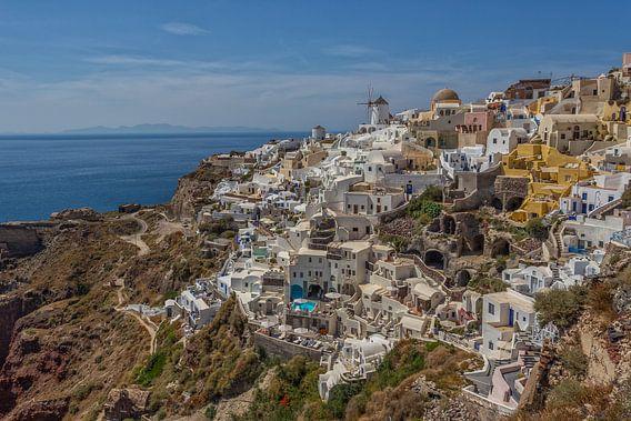 Oia, Santorini (Griekenland)