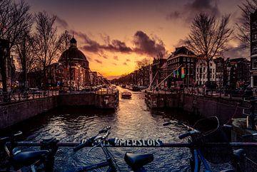 De Singel in Amsterdam von Rop Oudkerk