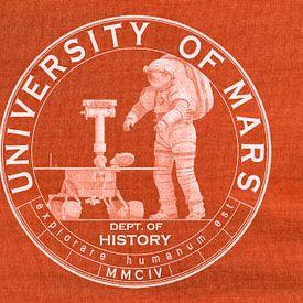 University of Mars - Department of History sur Frans Blok
