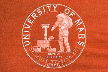 University of Mars - Department of History