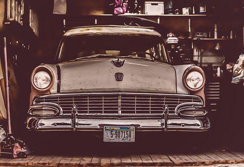 Ford Parklane 1956 van