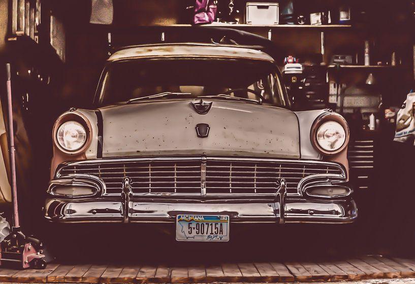 Ford Parklane 1956 von marco de Jonge