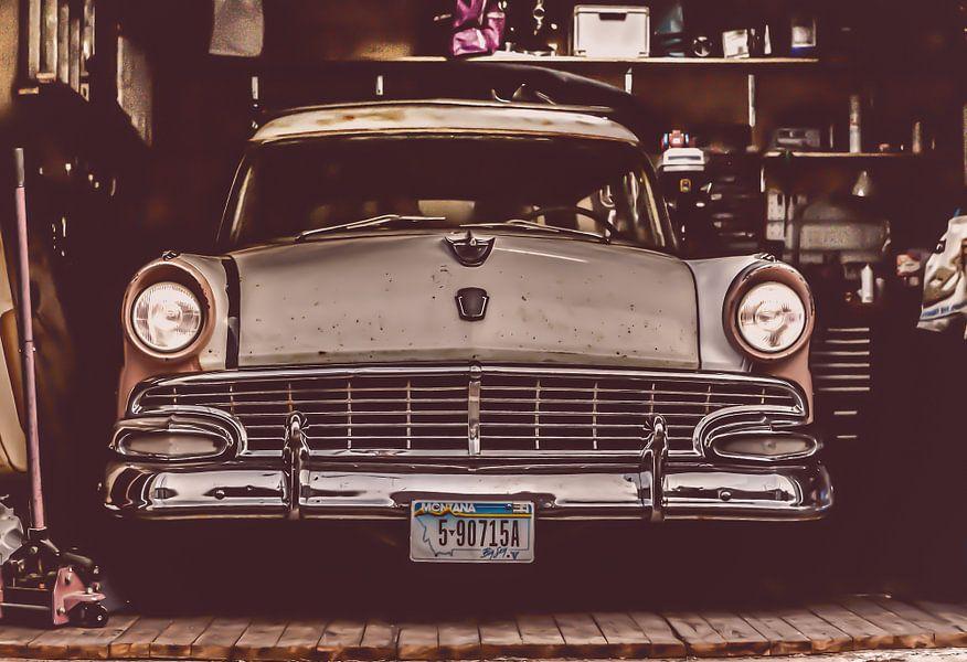 Ford Parklane 1956 van marco de Jonge