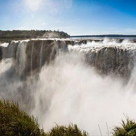 Iguazu, Cascade, Panorama sur Guus Quaedvlieg