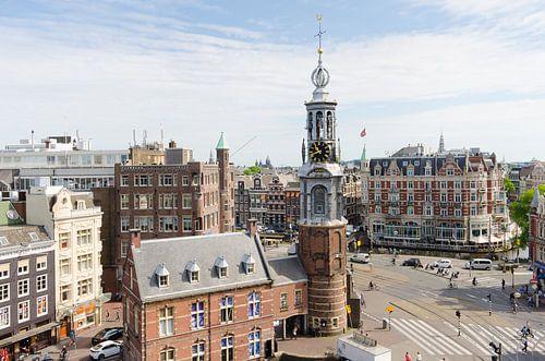 Munttoren Amsterdam von Tom Elst