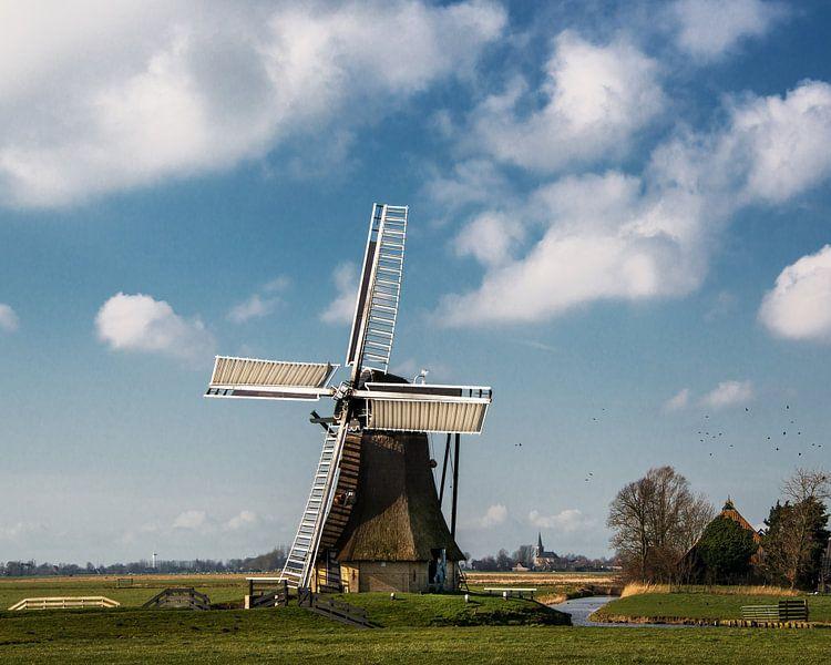 Fries Landschap van Harrie Muis